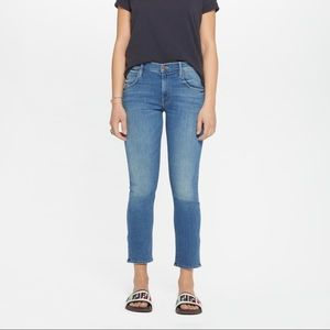 MOTHER The Ditcher Ankle Slouchy Skinny 31